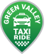 Green Vally Cab logo